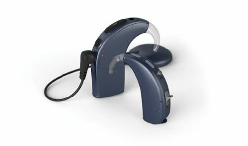 Cochlear Implant solution from Advanced Bionics Company (American's Product).